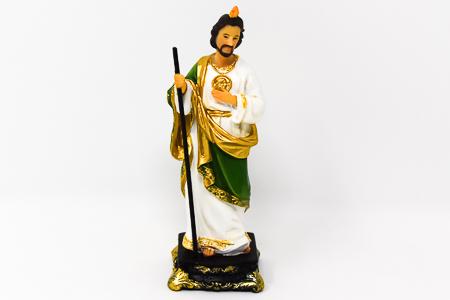 Saint Jude Resin Statue.