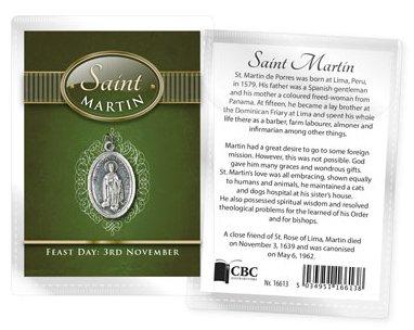 Saint Martin De Porres Medal.