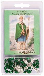 St. Patrick Rosary & Novena Book.