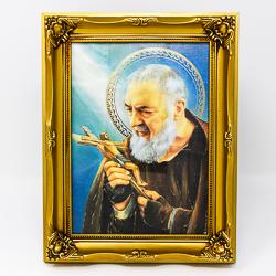 Saint Pio Picture.