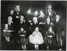 1860's Soubirous Family portrait