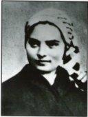 1860s Authentic Photo of St Bernadette