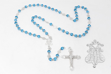 Swarovski Rosary Beads
