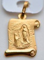 Scroll Apparition Medal.