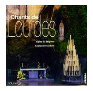Songs of Lourdes - Music CD