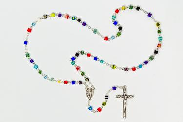 Murano Glass Rosary Beads.