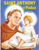 St. Anthony of Padua Book.