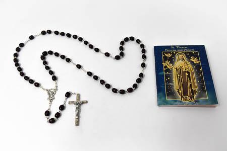 St. Theresa Rosary & Novena Book.