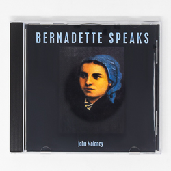 Compact Disc - St.Bernadette Speaks