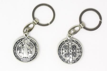 St Benedict Key Chain.