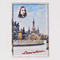 St Bernadette Magnet.