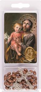 Saint Joseph Rosary Beads.