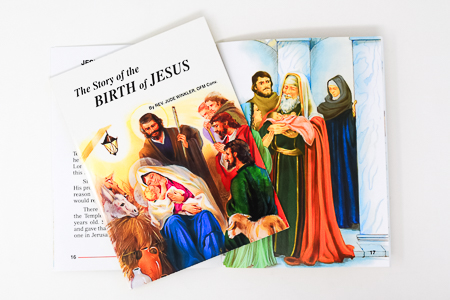 Story of The Birth of Jesus.