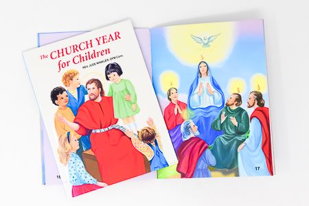 The Church Year for Children.