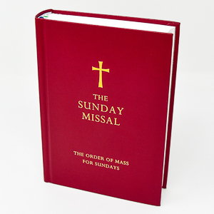 New Collins Sunday Missal.