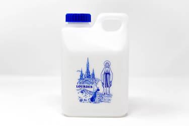 1 Liter of Lourdes Water