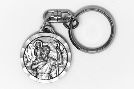 St. Chistopher Keyring
