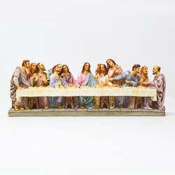 Veronese Last Supper Statue DIRECT FROM LOURDES - ...