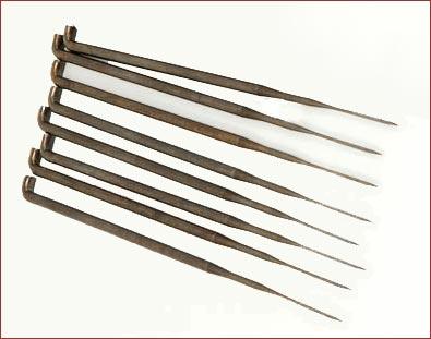 38 gauge rooting needles
