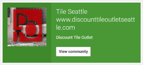 Tile-Seattle-Community