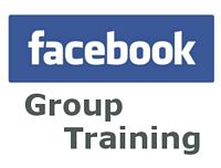 facebook for business group training